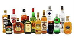 Diageo Bottles Picture